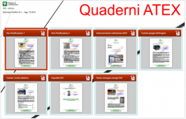 Quaderni tecnici ASL Milano - Valutazione rischio ATEX - CEI