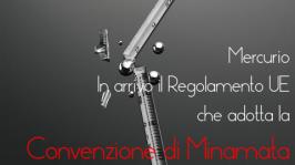 Mercurio: in arrivo il Regolamento UE che adotta la Convenzione di Minamata