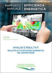 9° Rapporto Annuale sull'Efficienza Energetica | ENEA 2020
