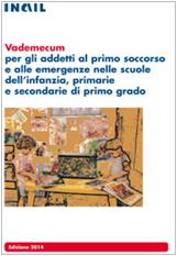 Vademecum addetti primo soccorso ed emergenze scuole