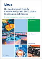 Guidance on the application of GHS criteria to petroleum substances | 2019