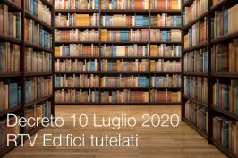Decreto 10 luglio 2020