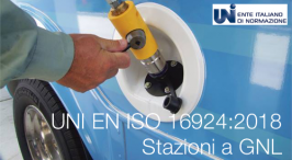 UNI EN ISO 16924:2018 | Stazioni a GNL