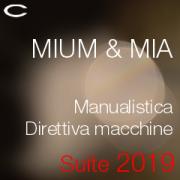 Certifico MIUM & MIA: SUITE 2019