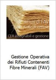 Gestione Operativa  dei Rifiuti Contenenti  Fibre Minerali (FAV)