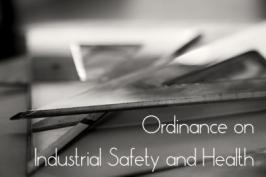New ordinance Industrial Safety and Health Germany 01.06.2015