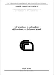 Istruzioni per la valutazione della robustezza delle costruzioni