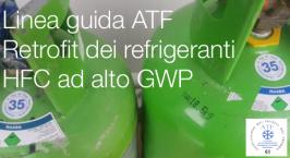 Linea guida ATF Retrofit dei refrigeranti HFC ad alto GWP