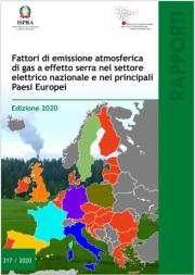 Fattori di emissione gas a effetto serra nel settore elettrico | Ed. 2020
