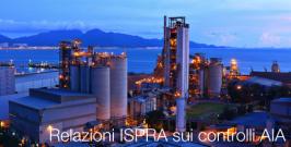Relazioni ISPRA sui controlli AIA
