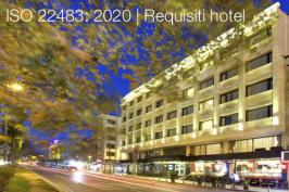 ISO 22483:2020 | Requisiti hotel