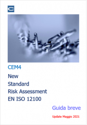CEM4: New Standard Risk Assessment EN ISO 12100 - Guida breve