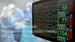 Norme armonizzate Regolamento dispositivi medici (MD) 2017/745/UE