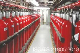 UNI CEN ISO/TS 21805:2019