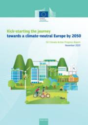 EU Climate Action Progress Report 2020