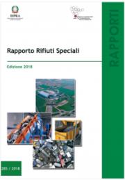 Rapporto Rifiuti Speciali - Ed. 2018