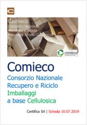 Comieco | Consorzio Nazionale Imballaggi a base Cellulosica