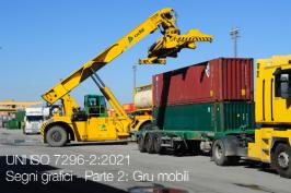 UNI ISO 7296-2:2021   Segni grafici - Parte 2: Gru mobili