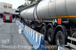 Servizio Emergenze Trasporti: SET