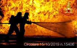 Circolare VVF 15/10/2019 n.15406