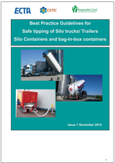 Best Practice Guidelines for Safe tipping of Silo trucks/Trailers Silo Containers and bag-in-box containers - CEFIC