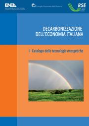 Decarbonizzazione | Catalogo delle tecnologie energetiche