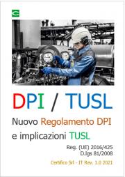 Nuovo Regolamento DPI e Testo Unico Sicurezza