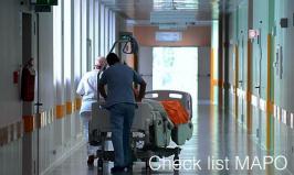 Check list MAPO: Movimentazione Assistita Pazienti Ospedalizzati