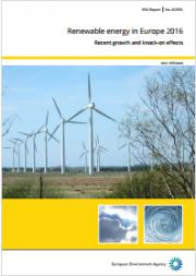 Renewable energy in Europe in 2016