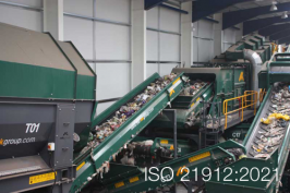 ISO 21912: 2021 - (SRF) Safe handling and storage