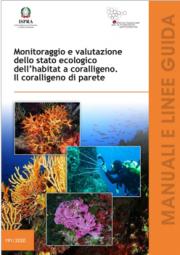 Monitoraggio valutazione dello stato ecologico habitat a coralligeno