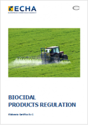 Biocidal Product Regulation