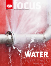 ISO Focus - Water & sanitation
