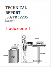 ISO/TR 12295 Documento applicativo rischio MMC ISO 11228-X e ISO 11226
