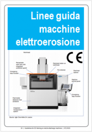 Guidelines for CE marking electro-discharge machines