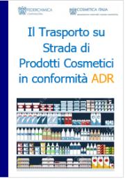 Linea Guida trasporto ADR cosmetici