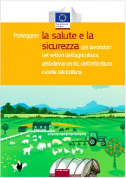 Guida Sicurezza lavoratori agricoltura