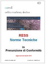 CEM4: Valutazione dei rischi e norme tecniche per RESS