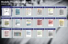 Modello PROCEDURE STANDARDIZZATE Valutazione dei Rischi - ULSS 4 / 20 Veneto