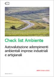 Check list Ambiente
