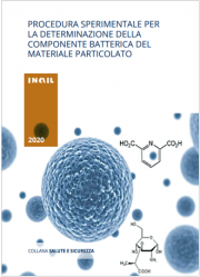 Procedura determinazione componente batterica materiale particolato