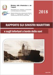 Rapporto sui sinistri marittimi 2018