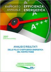 Rapporto Annuale sull'Efficienza Energetica 2017