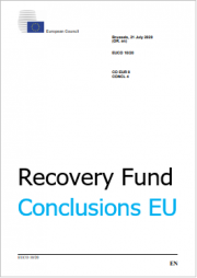 Recovery Fund: Conclusions EU