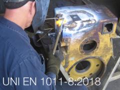 UNI EN 1011-8:2018