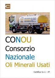 CONOU: Consorzio Nazionale Oli Minerali Usati