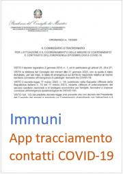 Ordinanza CS n. 10 del 16.04.2020