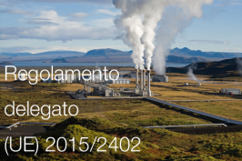 Regolamento delegato (UE) 2015/2402