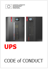 CODE of CONDUCT on Energy Efficiency and Quality of AC Uninterruptible Power Systems (UPS)