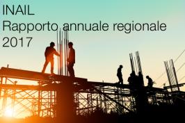 INAIL: Rapporti 2017 per Regione